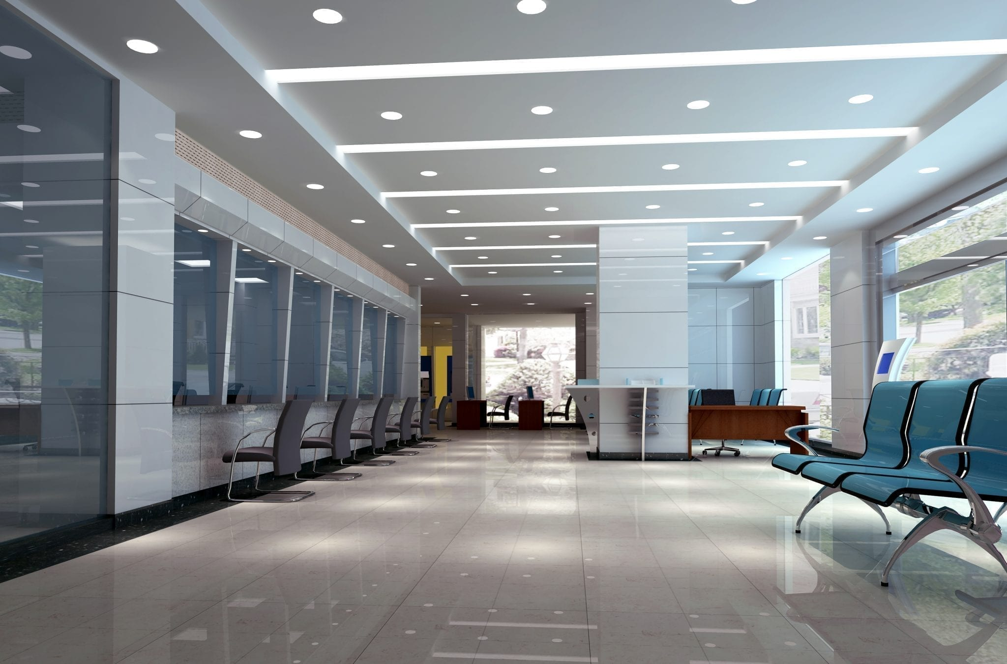 Benefits Of Green Cleaning In Business Environments