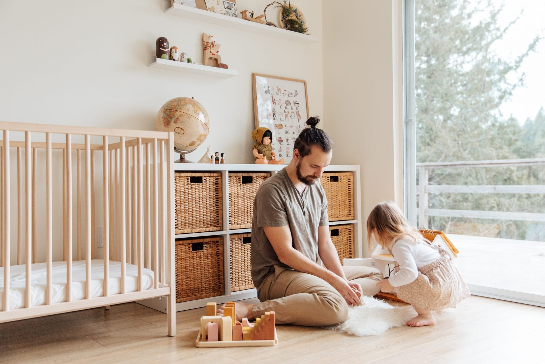 Cleaning Tips For New Parents: Part 2