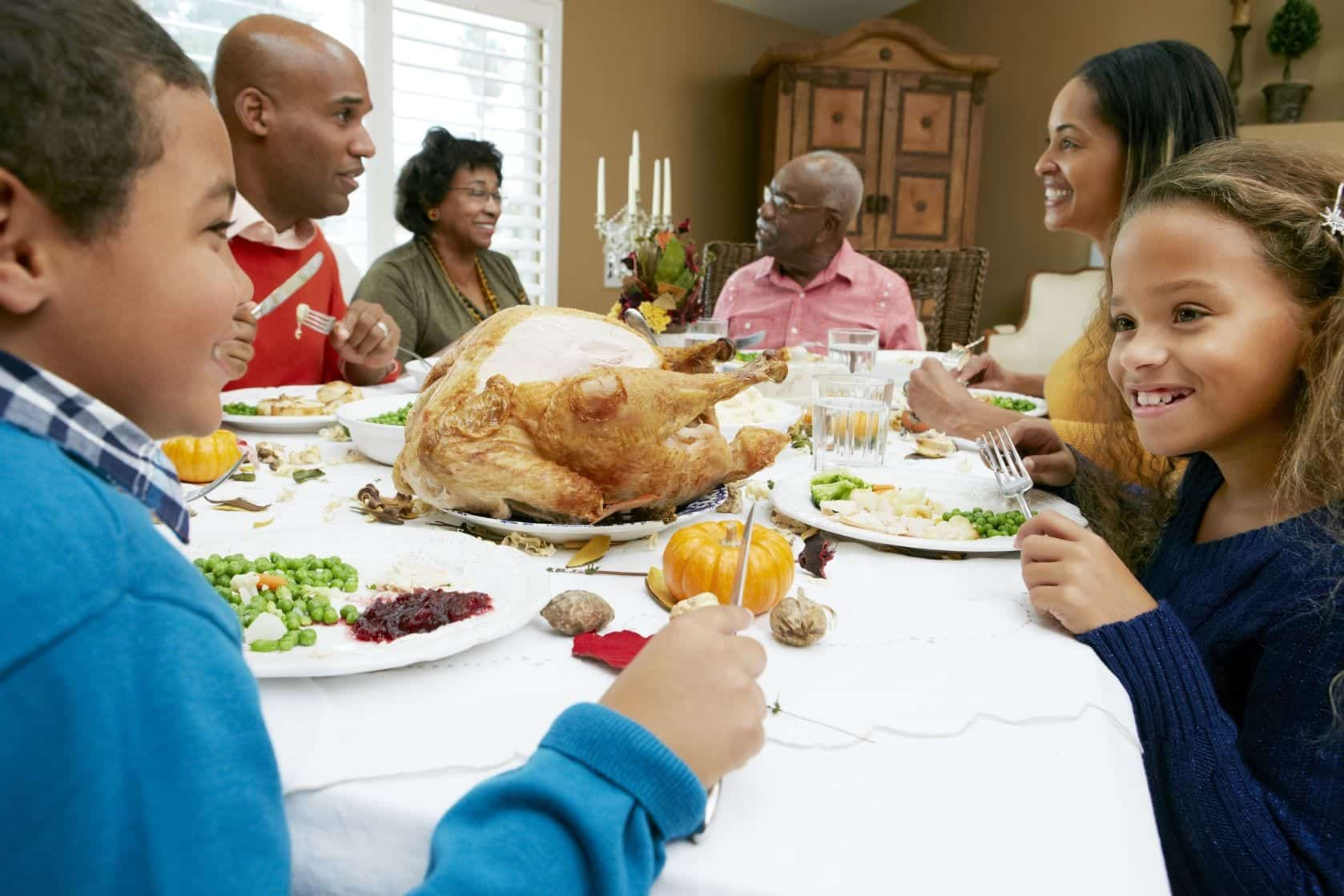 Thanksgiving, Is More Than Sharing A Meal, It Is An Expression Of Love.
