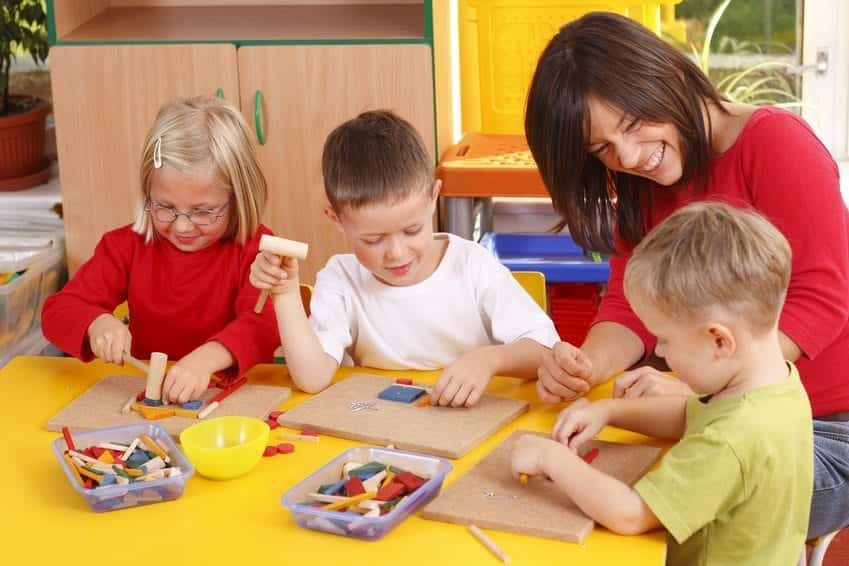Tips For Making Your Child's Transition To Pre School Much Smoother