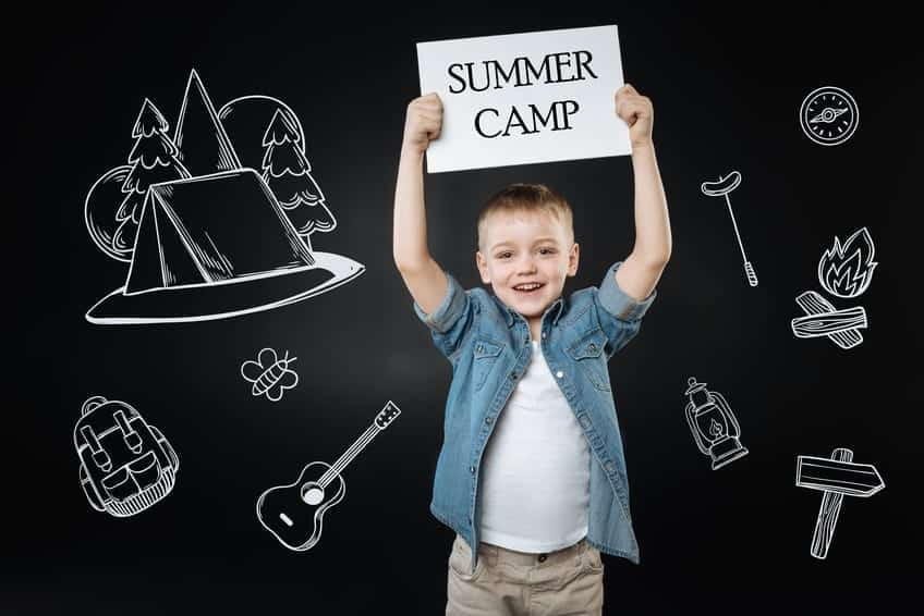 Should You Send Your Preschooler To Camp This Summer?