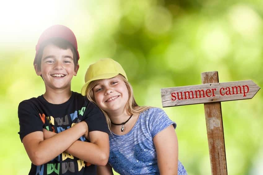 How To Choose The Right Summer Camp For Your Preschooler